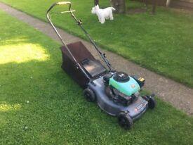 petrol lawn mower NON RUNNER spares or repair