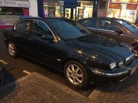 Jaguar X type SE D spares or repair