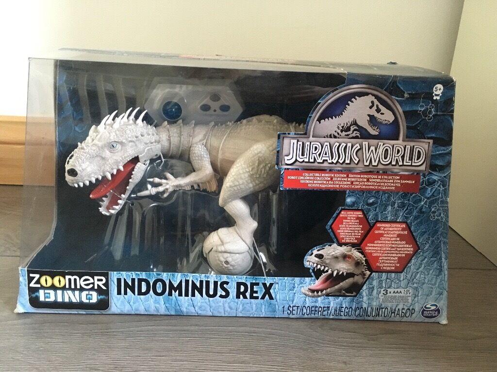 Robotic dinosaur for kids