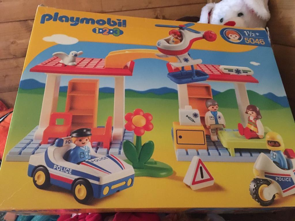 Playmobil emergency servicein Liverpool, MerseysideGumtree - Immaculate condition only been used once still in the box no longer use( collection Knowsley )