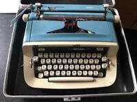 Imperial Safari typewriter for sale