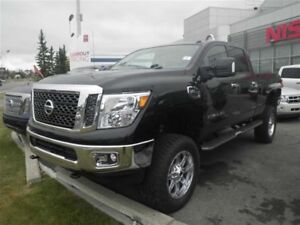 2017 Nissan Titan XD SV GAS | 6 Lift | V8 4X4 | Come SEE IT!