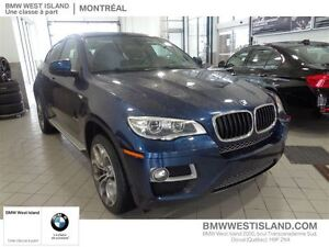 2013 BMW X6 xDrive35i PREMIUM PKG M PERFORMANCE EDITION