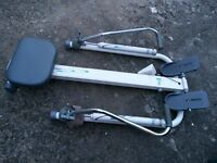 V-fit Rowing Machine with Hydraulic Cyclinders - Good Condition
