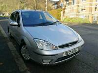 2002 Ford Focus 1.6 Ghia, full MOT