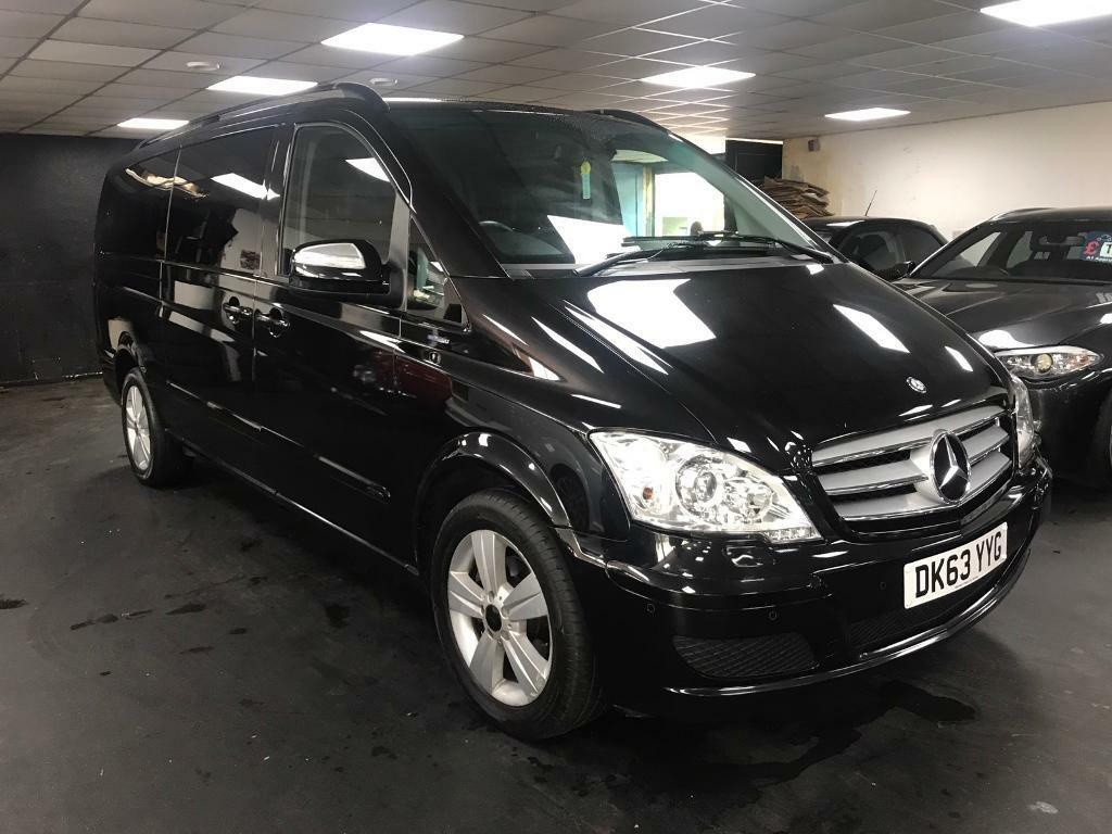 Mercedes benz viano 2 2 cdi ambiente extra long mpv 5dr 8 for Mercedes benz 2 seater