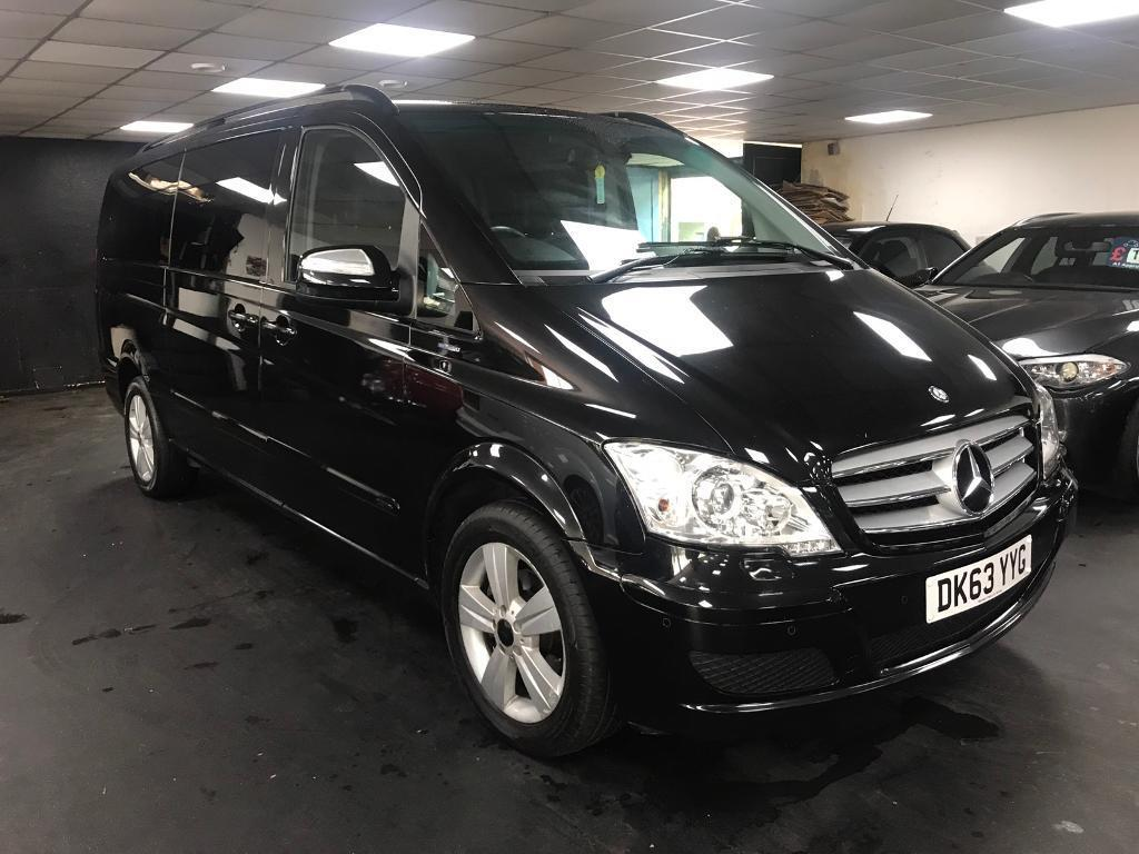 Mercedes benz viano 2 2 cdi ambiente extra long mpv 5dr 8 for 2 seater mercedes benz