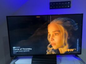 """PANASONIC 40"""" Smart 4K Ultra HD HDR LED TV - Boxed"""