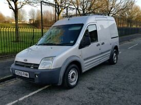 2005 FORD TRANSIT CONNECT 1.8 DIESEL 5 SPEED MANUAL SILVER