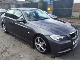 BMW 320D Manual M package 177bhp