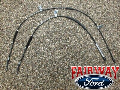 05 thru 10 Mustang OEM Genuine Ford Parts Emergency Parking Brake Cable Set for sale  Canfield