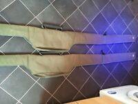 Shimano single rod sleeves x2