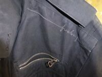 Mens firetrap black jacket, XXL,medium weight, excellant condition, £20.00