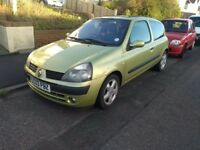 Renault Clio sun billabong dci