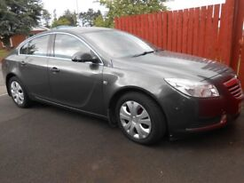 Vauxhall Insignia for sale or swap