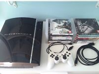 Playstation 3 60 GB + extras