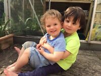 Mother's Help / Au Pair Plus for Young Battersea Family