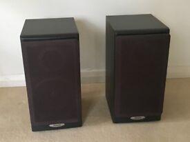 DENON speakers (two)