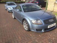 STUNNING 2004 AUDI TT 3.2 V6 DSG QUATTRO FULL SERVICE HISTORY LONG MOT PX WELCOME £2995