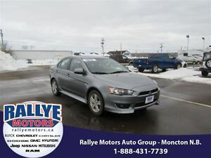 2014 Mitsubishi Lancer SE! Sunroof! Alloy! Heated! ONLY 33K!