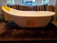 Mothercare Baby Bath & Basin
