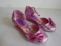 DISNEY PRINCESS DRESSING UP / PARTY SHOES, Size UK 11 / Euro 29