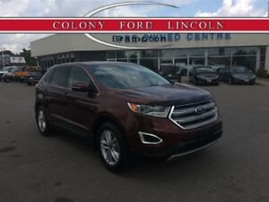 2015 Ford Edge FORD CERTIFIED, LOW % RATES & EXTRA WARRANTY!