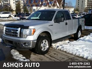 2012 Ford F-150 XLT ECOBOOST 4x4