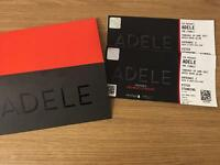 2 Adele Wembley Standing Tickets- Thursday 29th June