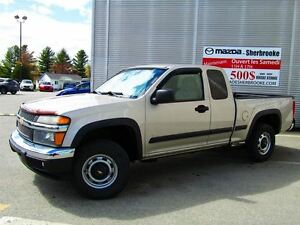 2007 Chevrolet Colorado 4X4 92500KM AUTOMATIQUE KINGQUAB