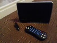 In Car DVD Player For Head Rest £35