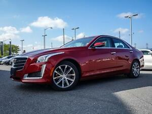 2016 Cadillac CTS Sedan AWD 2.0L Turbo - Premium