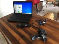 Toshiba Satellite C850- 1KN Laptop with Accessories