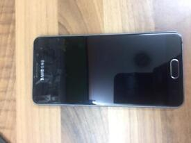 Samsung A3 2016 black unlock good condition