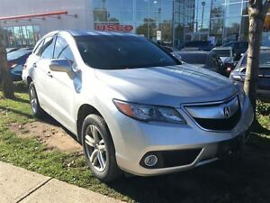 2015 Acura RDX TECH PACK | NAV | LEATHER | ONE OWNER | AWD