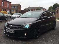 2007 VAUXHALL ASTRA 2.0 VXR TURBO FULLY LOADED TOP SPEC MINT CONDITION REMAPPED BARGAIN!!
