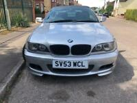 BMW E46 320 CI SPORT SPARES OF REPAIR