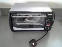 Compact mini toaster oven 9L capacity