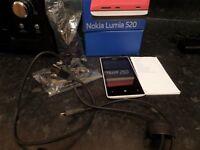 Nokia Lumia 520 - plus extra's