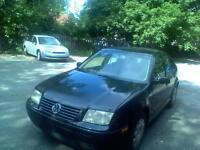 2000 Volkswagen Jetta Berline