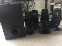 Creative Speaker System & Sub Woofer