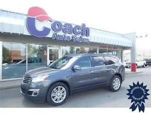 2013 Chevrolet Traverse 1LT AWD, 3.6L V6, 7 Seater, 54,496 KMs