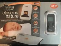 Tommee Tippee DECT digital Movement and Sound Monitor