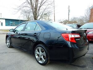 2013 Toyota Camry SE | NAVIGATION | ONE OWNER | ACCIDENT FREE Kitchener / Waterloo Kitchener Area image 5