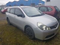 NISSAN ESTATE AUTOMATIC 1.5 ENGINE, ( ANY OLD CAR PX WELCOME )