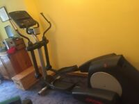 Life Fitness Cross Trainer Model CSX excellent condition. No time wasters please, open to offers