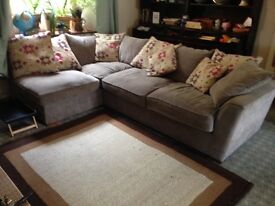 Barely used sofa in excellent condition
