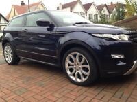 LAND ROVER EVOQUE AUTOMATIC DYNAMIC 3 DOOR FULLY LOADED 2014 MODEL....