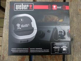 iGrill 3 Thermometer Webber BRAND NEW Unopened box