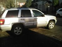 Jeep Grand Cherokee Automatic Diesel